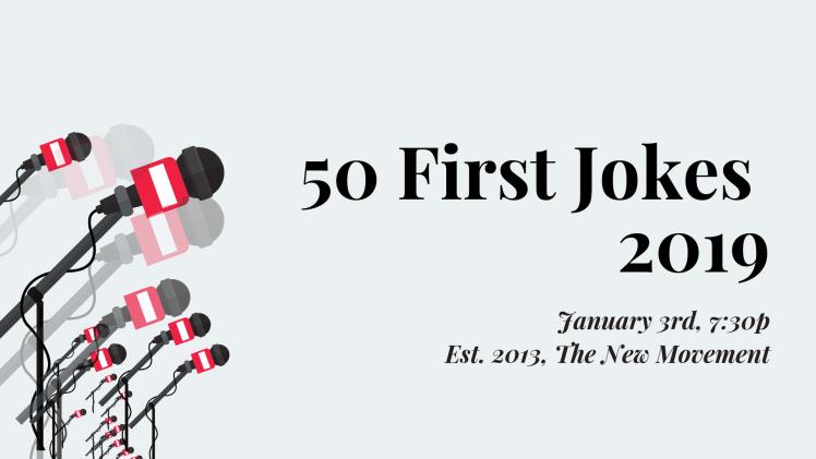 The 7th Annual 50 First Jokes (2)